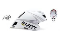 Rudy Project CHRONO WINGSPAN White/Silver, Шлемы - в интернет магазине спортивных товаров Tri-sport!