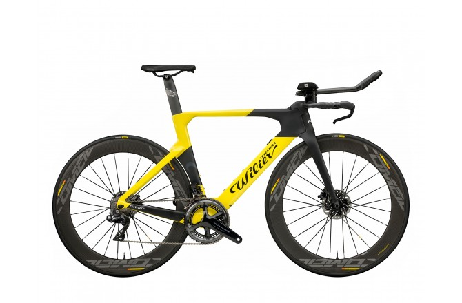 Wilier TURBINE'19 Dura Ace Di2 DISC/ Велосипед для триатлона, Для триатлона - в интернет магазине спортивных товаров Tri-sport!