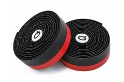 PROLOGO ONETOUCH 2 GEL  BLACK/RED/ Обмотка на руль
