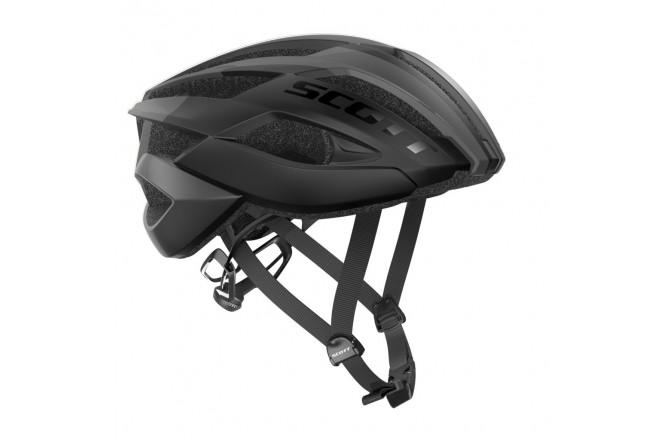 Scott Arx black / Шлем велосипедный, Шлемы шоссейные - в интернет магазине спортивных товаров Tri-sport!