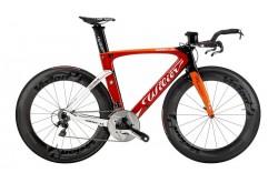 Велосипед Шоссейный Wilier Twin Blade Crono'16 DuraAce Di2 LimEdition Черн/Крас, Для триатлона - в интернет магазине спортивных товаров Tri-sport!