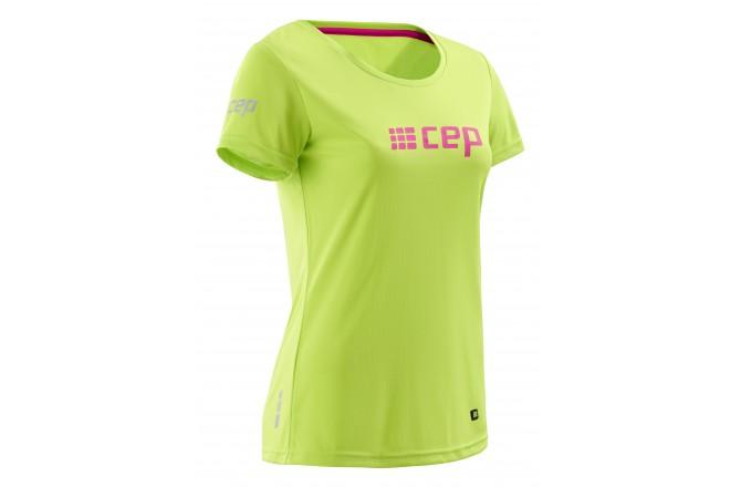 CEP Brandrunshirt / Женская фнкциональная футболка для бега, Футболки, майки, топы - в интернет магазине спортивных товаров Tri-sport!