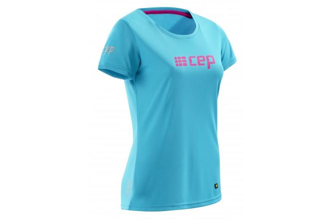 CEP Brandrunshirt / Женская функциональная футболка для бега, Топы - в интернет магазине спортивных товаров Tri-sport!