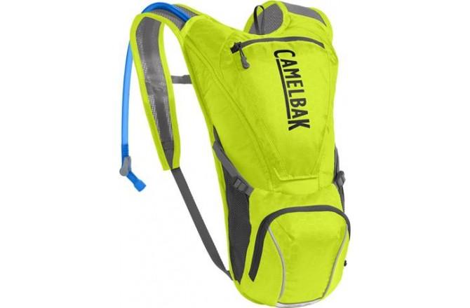 Camelbak Rogue 5 рез. 85 oz (2,5L) Lime Punch/Silver / Рюкзак с питьевой системой@, Рюкзаки и сумки - в интернет магазине спортивных товаров Tri-sport!
