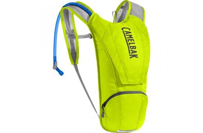 Camelbak Classic™ Lime Punch/Silver,3л / Рюкзак, Рюкзаки и сумки - в интернет магазине спортивных товаров Tri-sport!