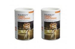Squeezy Carbo Load Drink Лимон / Напиток для углеводной загрузки, Изотоники - в интернет магазине спортивных товаров Tri-sport!