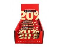 R.A.W. Life Клубника-Протеин  47g/ Энергетический батончик