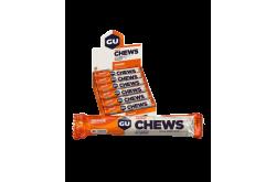 GU Chews апельсин / Конфеты энергетические