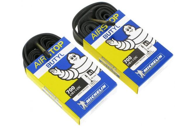 Камера Michelin A1 RSTOP 18/23X622 Presta 40, Покрышки и камеры - в интернет магазине спортивных товаров Tri-sport!