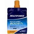 MULTIPOWER MULTICARBO BOOST+ / Гель энергетический с кофеином и BCAA