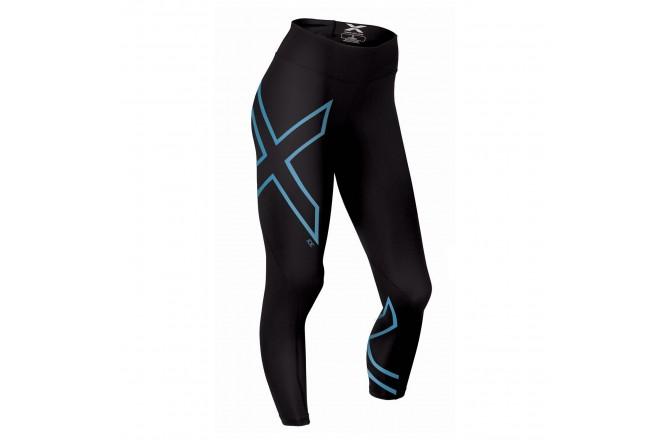 2XU ICE-X Mid-Rise Compression Tights / Женские компрессионные тайтсы, Тайтсы - в интернет магазине спортивных товаров Tri-sport!
