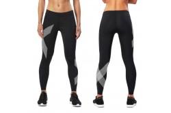 2XU STRIPED COMPRESSION TIGHTS / Женские компрессионные тайтсы, Компрессионные шорты и тайтсы - в интернет магазине спортивных товаров Tri-sport!
