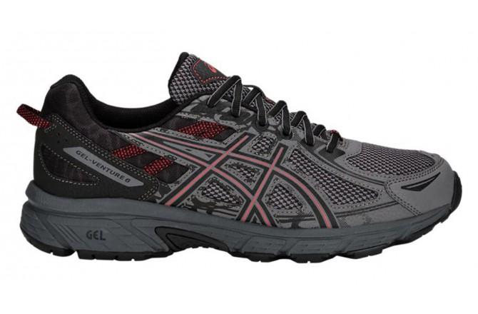 Asics GEL-Venture 6 / Мужские внедорожные кроссовки, По бездорожью - в интернет магазине спортивных товаров Tri-sport!