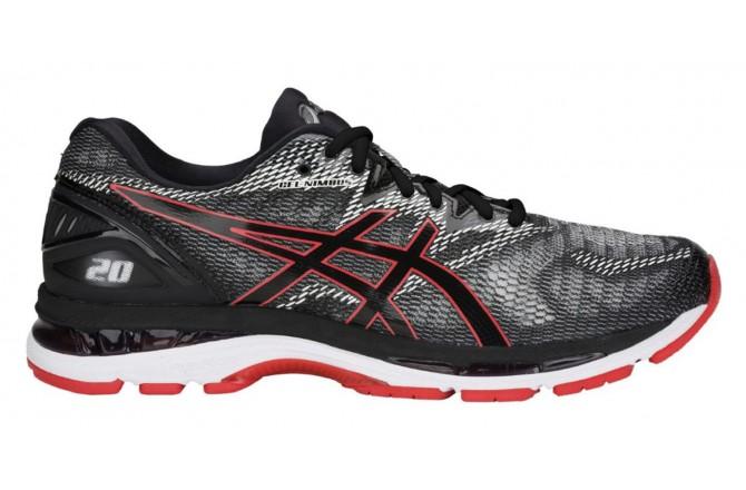 Asics GEL-Nimbus 20 / Мужские кроссовки, Тренировочные - в интернет магазине спортивных товаров Tri-sport!