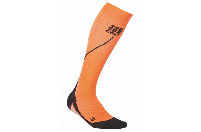CEP Night Run Socks 2.0 / Женские компрессионные гольфы, со светоотражателем, Компрессионные гольфы и гетры - в интернет магазине спортивных товаров Tri-sport!
