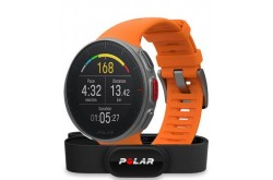 POLAR Vantage V Orange / Спортивные часы с пульсометром HR, Пульсометры - в интернет магазине спортивных товаров Tri-sport!