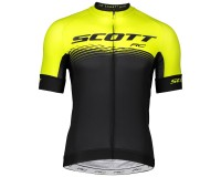 Scott RC Pro sulphur yellow/black / Веломайка короткий рукав