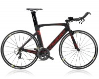 Wilier Blade'18 Black/Red Matt / Рама