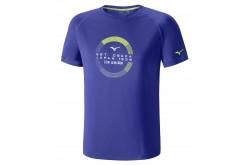 Mizuno Transform TEE / Мужская футболка, Футболки и кофты - в интернет магазине спортивных товаров Tri-sport!