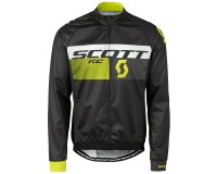 Куртка Scott RC Pro WB black/sulphur yellow