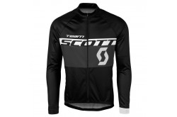 Майка Scott RC Team д/рук black/dark grey, Велоодежда - в интернет магазине спортивных товаров Tri-sport!