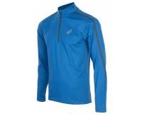 Asics Ls Winter Top / Рубашка Беговая На Молнии Мужская, Синяя