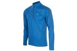 Asics LS WINTER TOP / Рубашка беговая на молнии мужская, Зимний бег - в интернет магазине спортивных товаров Tri-sport!