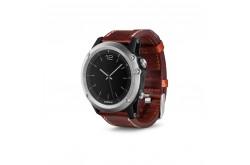 Garmin FENIX® 3 Sapphire / Часы с кожаным ремешком и пульсометром, Пульсометры - в интернет магазине спортивных товаров Tri-sport!