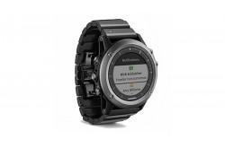 Garmin FENIX® 3 HRM Sapphire / Часы с металлическим браслетом и пульсометром, Пульсометры - в интернет магазине спортивных товаров Tri-sport!