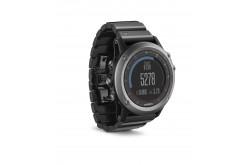 Garmin FENIX® 3  / Часы серые с черным ремешком и пульсометром, Пульсометры - в интернет магазине спортивных товаров Tri-sport!