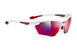 Rudy Project STRATOFLY WHITE GLOSS-MLS RED / Очки, Очки - в интернет магазине спортивных товаров Tri-sport!