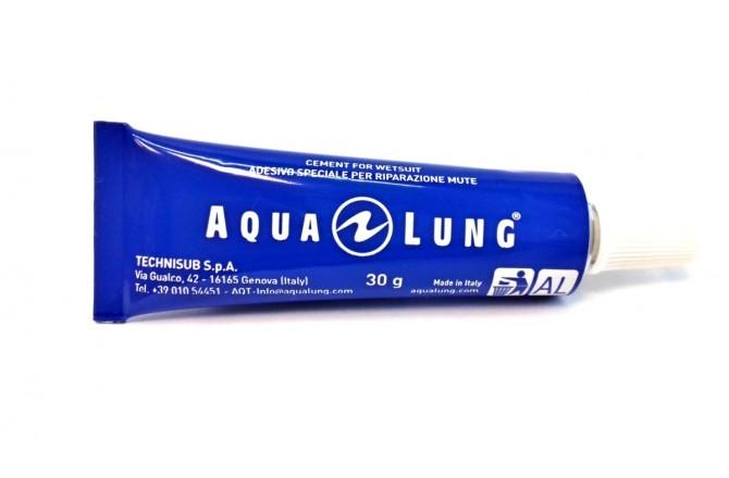 Aqua Lung Cement For Wetsuit / Клей неопреновый для гидрокостюма в тюбике 30г, Необходимые аксессуары - в интернет магазине спортивных товаров Tri-sport!