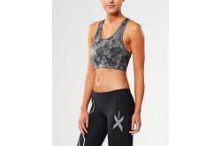 2XU X-VENT Crop / Женский топ для бега, Футболки, майки, рубашки - в интернет магазине спортивных товаров Tri-sport!