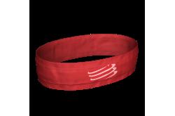 Compressport Free Belt Red / Эластичный пояс для питания, Сумки и ремешки на пояс - в интернет магазине спортивных товаров Tri-sport!