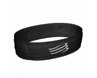 Compressport Free Belt Black / Эластичный пояс для питания