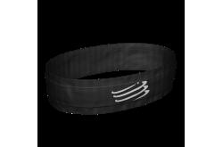 Compressport Free Belt Black  / Эластичный пояс для питания, Аксессуары для бега - в интернет магазине спортивных товаров Tri-sport!