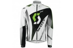 Куртка Scott FW16 AS RC Pro plus white/green, Куртки и дождевики - в интернет магазине спортивных товаров Tri-sport!
