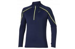 Asics LITE-SHOW  LS  1/2  ZIP   /Беговая рубашка мужская, Зимний бег - в интернет магазине спортивных товаров Tri-sport!