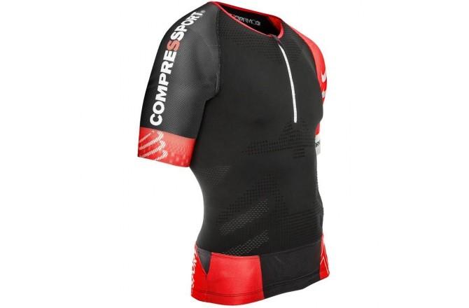 COMPRESSPORT TRIATHLON AERO TOP / Майка для триатлона мужская, Стартовые костюмы - в интернет магазине спортивных товаров Tri-sport!