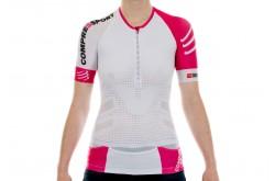 COMPRESSPORT TRIATHLON AERO TOP / Майка для триатлона женская, Стартовые костюмы - в интернет магазине спортивных товаров Tri-sport!