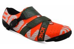 Bont Riot Road+ (Mega Crimson/Khaki) / Велотуфли@, Велоаксессуары - в интернет магазине спортивных товаров Tri-sport!