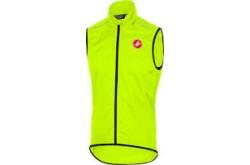 Castelli SQUADRA  VESTMen`s / Ветрозащитный жилет мужской, Жилеты - в интернет магазине спортивных товаров Tri-sport!