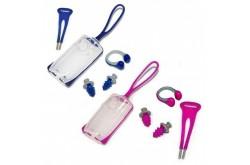 Комплект зажим для носа + затычки для ушей Aqua Sphere, Аксессуары для плавания - в интернет магазине спортивных товаров Tri-sport!