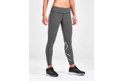 2XU Mid Rise Compression Tight / Женская компрессионные тайтсы с высоким поясом, Компрессионная одежда - в интернет магазине спортивных товаров Tri-sport!