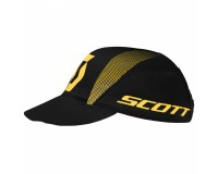Кепка Run Soft Visor black/cyber yellow