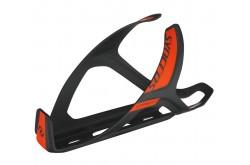 Флягодержатель Syncros Carbon 1.0 black/neon orange, Флягодержатели - в интернет магазине спортивных товаров Tri-sport!