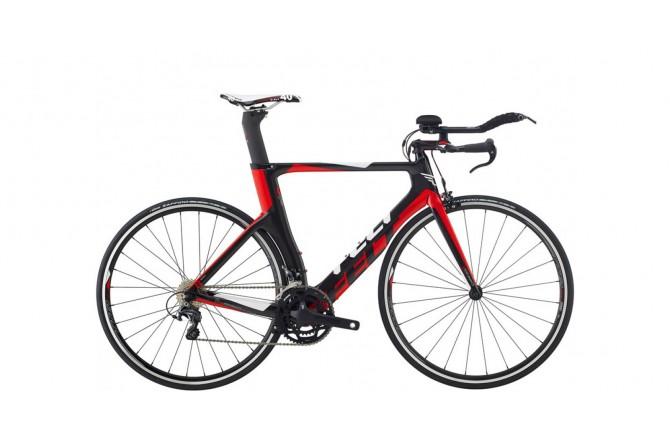 FELT B14 Carbon (Red, White) / Велосипед для триатлона, Для триатлона - в интернет магазине спортивных товаров Tri-sport!