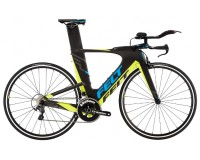 FELT IA14 Matte Carbon (Gloss Fluoro Green, Fluoro Blue) / Велосипед для триатлона