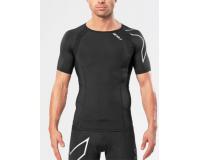 2XU Compression Short Sleeve Top Universal / Мужская компрессионная футболка с коротким рукавом