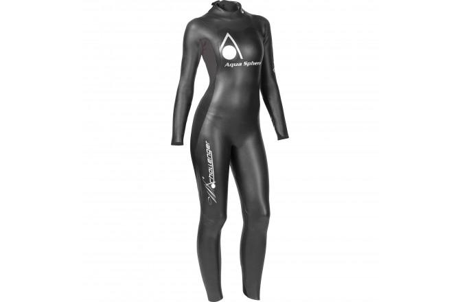 Aqua Sphere W's Challenger / Гидрокостюм для триатлона женский, Гидрокостюмы и аксессуары - в интернет магазине спортивных товаров Tri-sport!